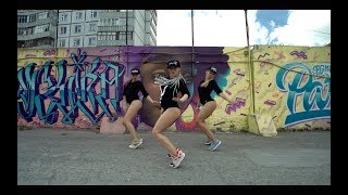 KID INK (feat. DeJ Loaf) - BE REAL | TWERK |  choreo by FRAULES feat. Maru & Sofa (Fraules team)