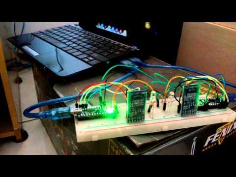 Arduino Bluetooth Hc-05 conectando 3 dispositivos