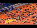HOW WE SENT 500 CARS DOWN A GIANT RAMP   Hot Wheels Unlimited   @Hot Wheels