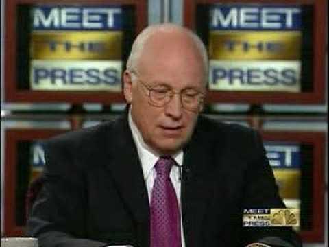 Cheney implies he declassified CIA agent Plame
