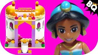 Lego Disney Princess Jasmine's Exotic Palace 41061 Aladdin Flash Speed Build
