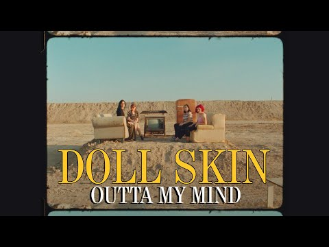 doll-skin---outta-my-mind-(official-music-video)