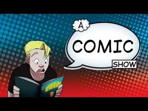 A Comic Show 9.28.16: The True Amazon Wins the Week!