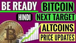 Bitcoin Price Next Targets BTC & Altcoins Latest Price Updates News Hindi