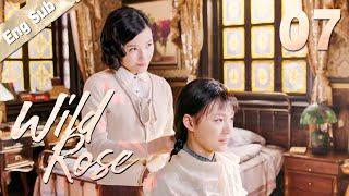 [ENG SUB] Wild Rose 07 | Romantic Suspense Drama, Eye-candy Agents