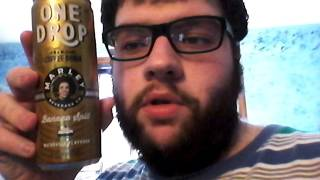 Deadcarpet Energy Drink Reviews - Banana Split Marley's One Drop Premium Coffee Drink