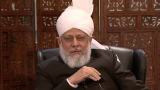 Huzoor's Class with Jamia Students: 19th January 2013 (Urdu)