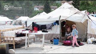 Flüchtlingshilfe im Libanon, in Griechenland und Jordanien