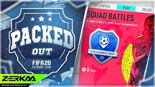 Playing Squad Battles For The First Time (Packed Out #6) (FIFA 20 Ultimate Team)