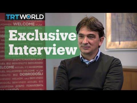 Croatia Head Coach Zlatko Dalic: Exclusive Interview