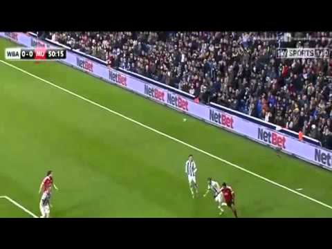 West Brom vs Manchester United 1 0 All Goals Highlights