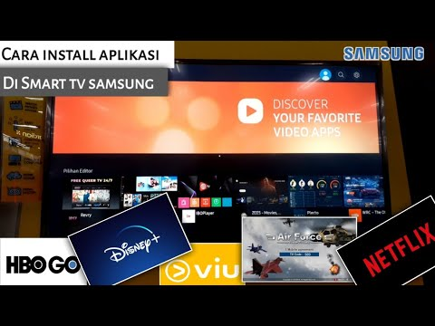 18+ Cara Download Aplikasi Di Smart Tv Samsung Terbaru