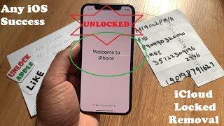 Free Unlock iCloud Activation Lock iPhone/iPad Any iOS ✔