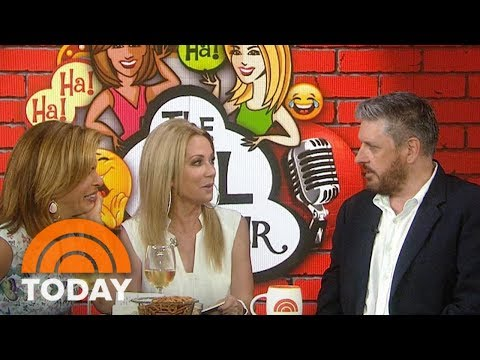 Craig Ferguson Says Women Should Talk In Baby Voices Around Men | TODAY