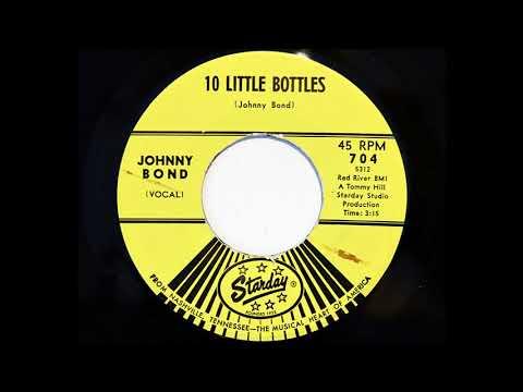 Johnny Bond - 10 Little Bottles (Starday 704)