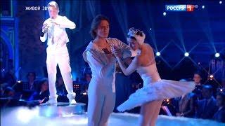 """Денис Родькин и Кристина Кретова (балет), Тимофей Яхнов (гобой). Адажио из балета """"Лебединое озеро"""""""
