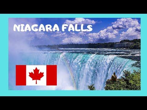 NIAGARA FALLS: Scenic Bus Trip 🚌 From Toronto To Niagara Falls, Canada