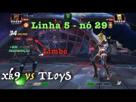 KniL - AW Gameplay [X-K9] vs [TLoyS]! ROUND 4 SEASON 4 - Path 5 NODE 29 (MAGIK)   MTC