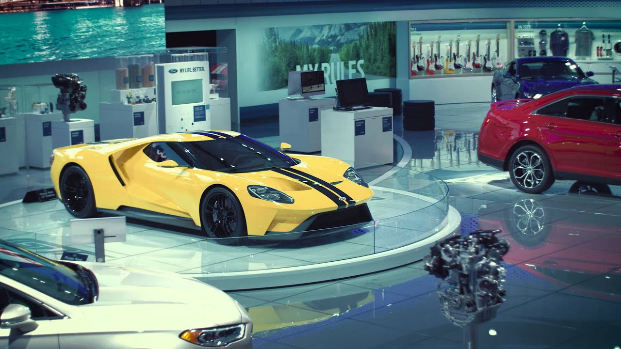 Fly Through NYIAS New York International Auto Show YouTube - When is the new york car show