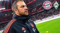 """""""Klasse Leistung von Coutinho"""" - Pressekonferenz mit Hansi Flick nach FC Bayern - Werder Bremen"""