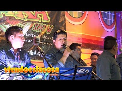 VIDEO: LA TIPIKA SHOW - Mix America Pop (Orquestado) ¡En VIVO! - WWW.VIENDOESLACOSA.COM - Cumbia 2018
