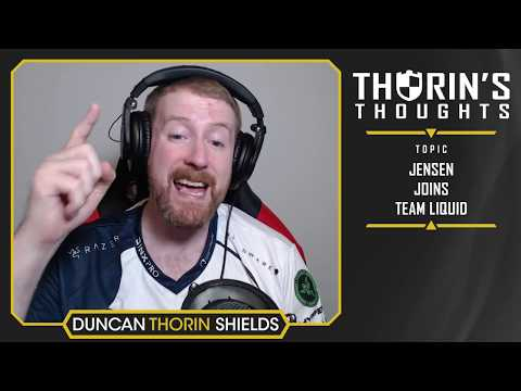 Thorin's Thoughts - Jensen Joins Team Liquid (LoL)