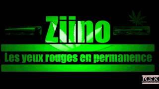 Ziino - Les yeux rouges en permanence