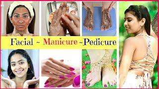 Salon Style Manicure Pedicure …