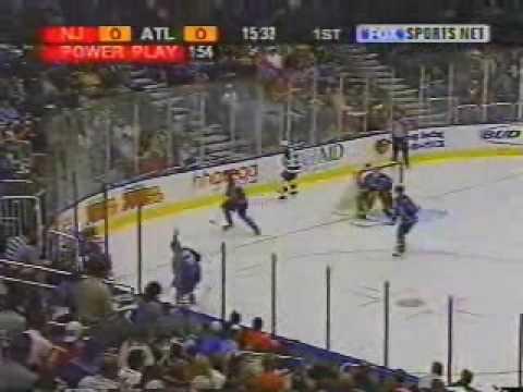 New Jersey Devils At Atlanta Thrashers Mar 24, 2004