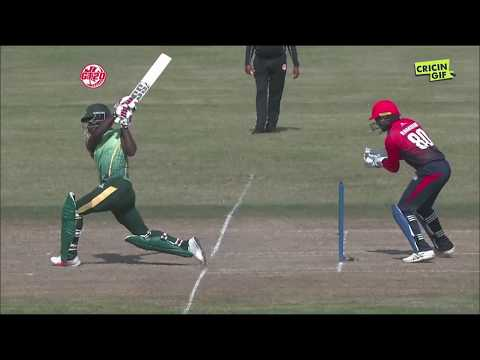 Highlights - Match 8: Montreal Tigers vs Vancouver Knights - GT20Canada 2018