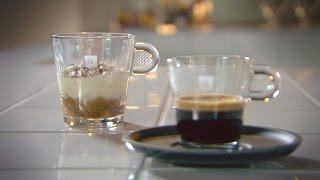 Nespresso | Op de koffie - Tiramisu & Dharkan