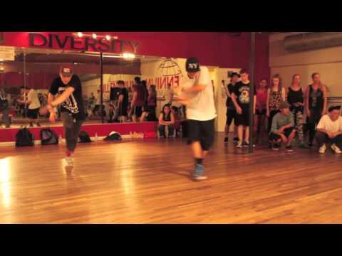 Kenny Wormald Master Class  Millennium Dance Complex