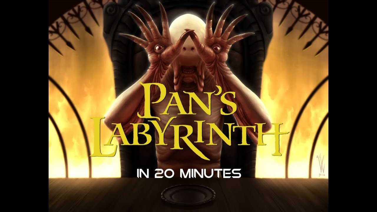 Download Pan's Labyrinth in 20 Minutes ▶️️