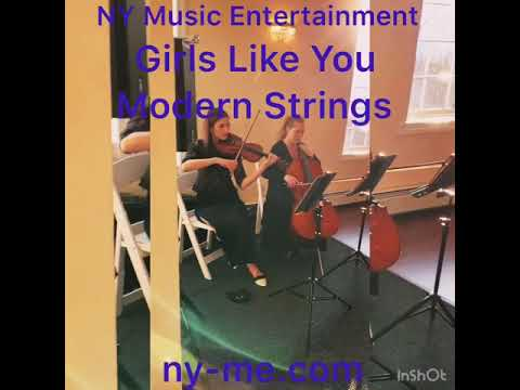 Girls like You Strings Cover