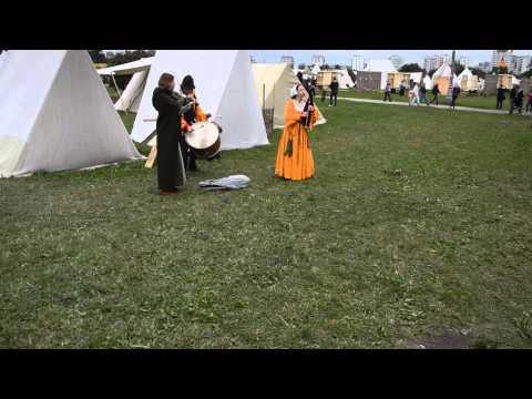 Средневековая музыка в Коломенском 2013