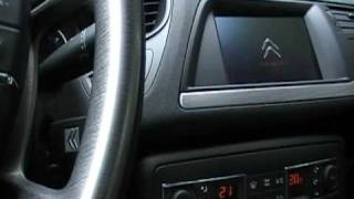 C5 V6 HDI 240ch sonorité moteur