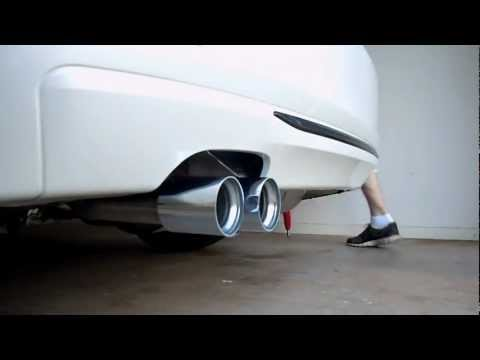 BMW F30 328i M Performance Exhaust - Part 1