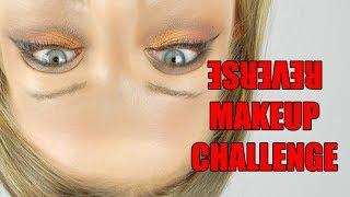 Makeup in reverse CHALLENGE!