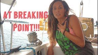 DEVASTATING BLOWS! How much more can we take?  Sailing Nandji, Ep 58
