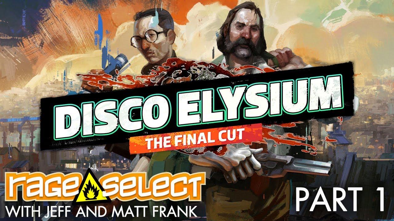 Disco Elysium - The Final Cut (The Dojo) Let's Play - Part 1