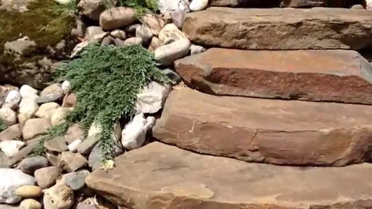 landscape networker natural stone