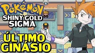 Pokémon Shiny Gold Sigma (Detonado - Parte 38) - Último Ginásio!