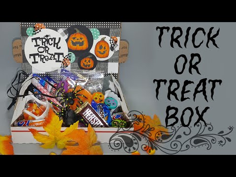 Trick Or Treat Box (Recorded Live)