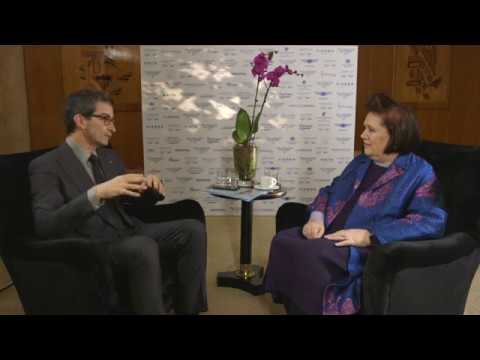 Federico Marchetti in Vogue – interview with Suzy Menkes – April 2018