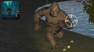 Hunting Bigfoot Monster Hunter - Gameplay Trailer (iOS)