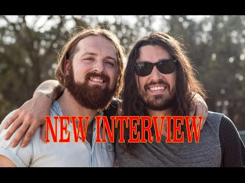Red Sun Rising Interview at Aftershock 2015