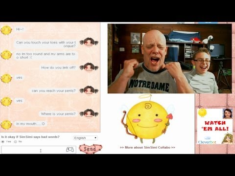 Funny Chatbot Simsimi Admits To Some Weird Stuff!