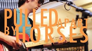 Pulled Apart by Horses - Lizard Baby (Live)