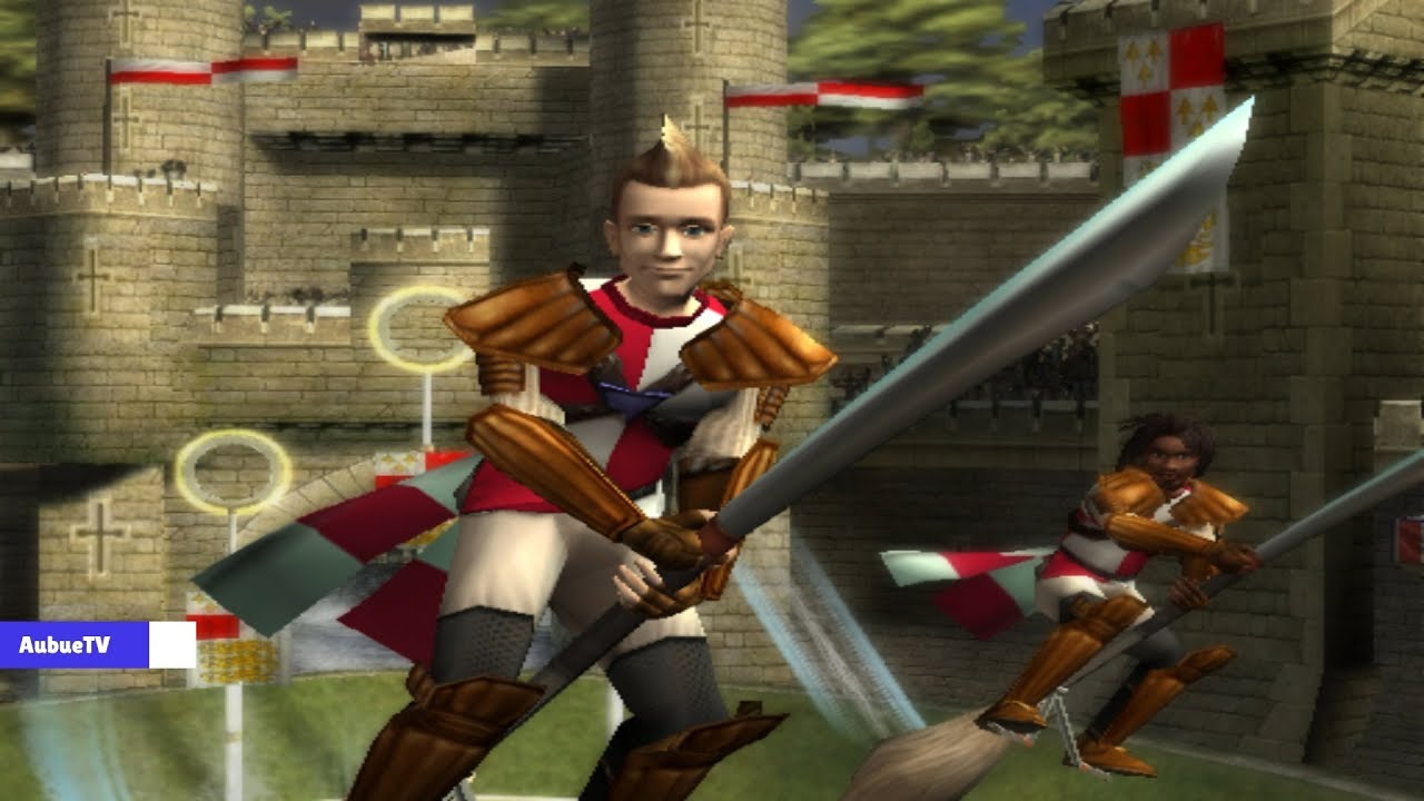 Harry Potter Quidditch World Cup All Teams Ps2 Youtube