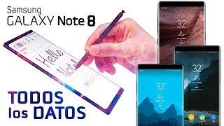 Samsung Galaxy Note 8 | EL RETORNO DEL REY